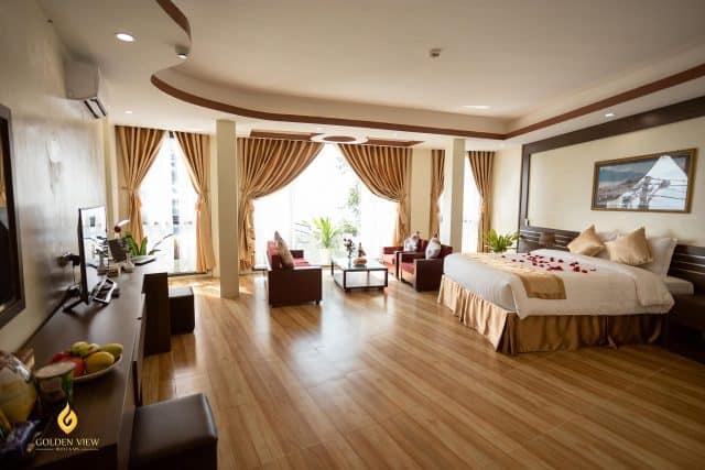 Khách sạn Golden view Sapa cực rộng rãi và tiện nghi