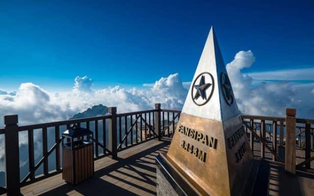 Chốn bồng lai tiên cảnh trên đỉnh Fansipan