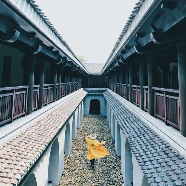 Legacy Yên Tử với nét cổ kính của không gian xưa