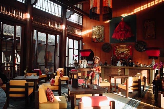 Nhà hàng Thiền Quán phục vụ các loại đồ uống hấp dẫn