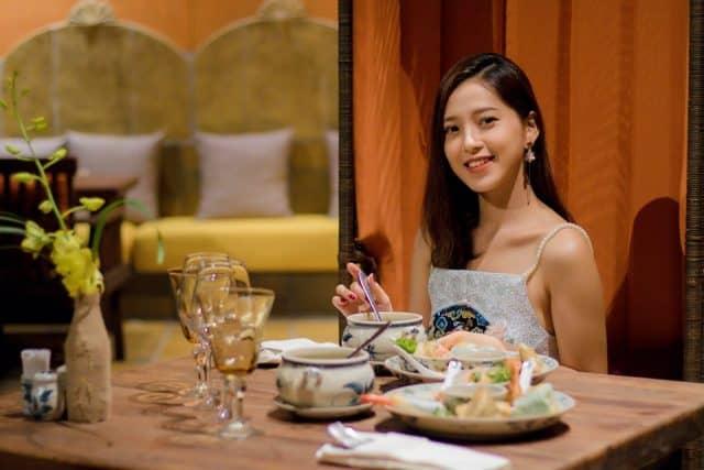 Thưởng thức món ngon tại nhà hàng Thọ Quang