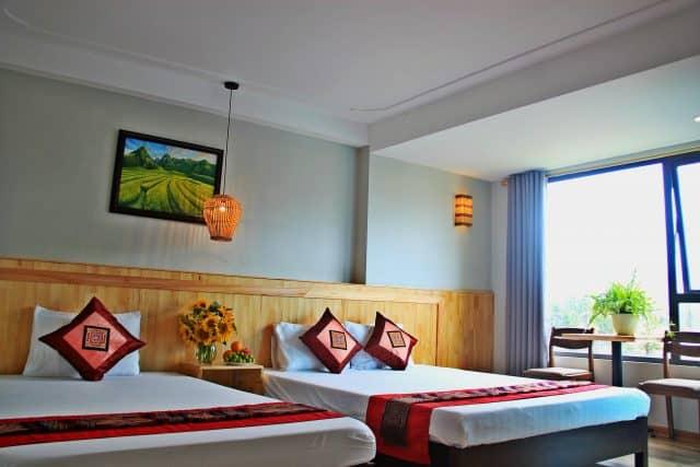 Sapa Aroma Hotel là điểm lưu trú yêu thích của cả khách nước ngoài và Việt Nam