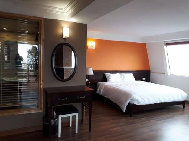 Cat Cat View Hotel khách sạn 2 sao đẹp ở trung tâm Sapa