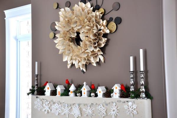 Trang trí Noel 2019: 30 ý tưởng trang trí Giáng sinh siêu đẹp