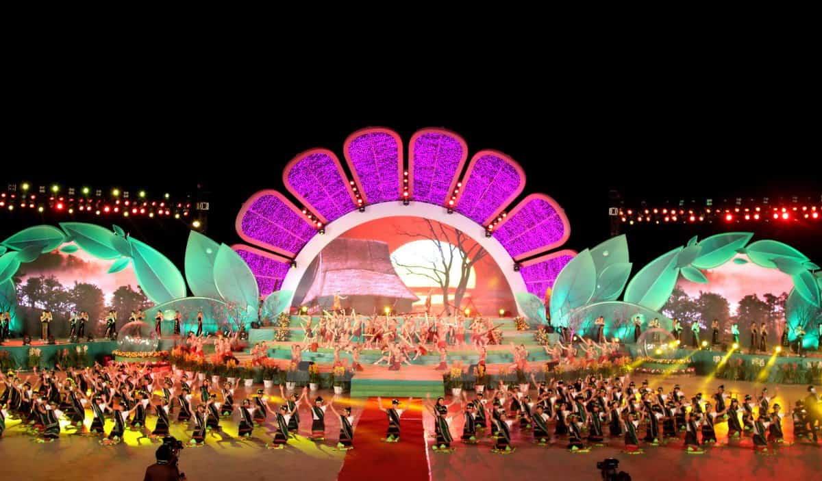 Festival Hoa Đà Lạt 2019 – Lễ hội hoa lớn nhất trong năm