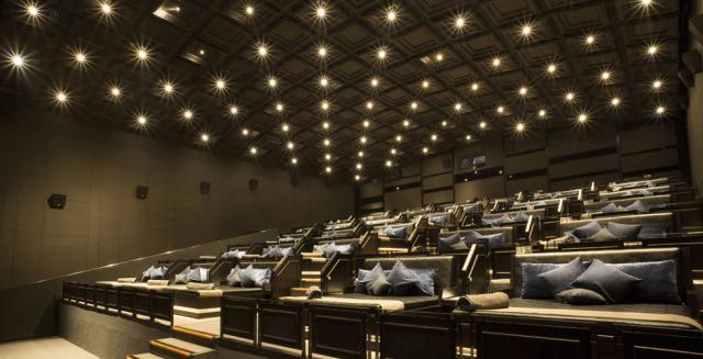 CGV L'amour - Rạp chiếu phim có giường nằm sang chảnh nhất Hà Nội