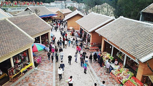 Nét kiến trúc cổ độc đáo đời Trần của làng hành hương Yên Tử