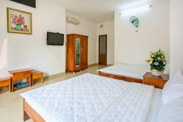 Nhà nghỉ Bi Bi Đà Nẵng bình dân đầy đủ tiện nghi
