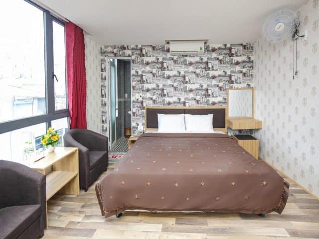 Khách sạn Bin Star giá tốt với đầy đủ tiện nghi