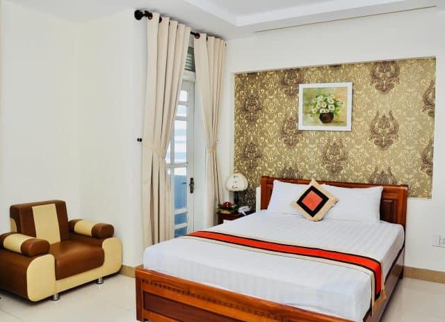 Whale Hotel phòng đẹp giá cả bình dân cho cặp đôi