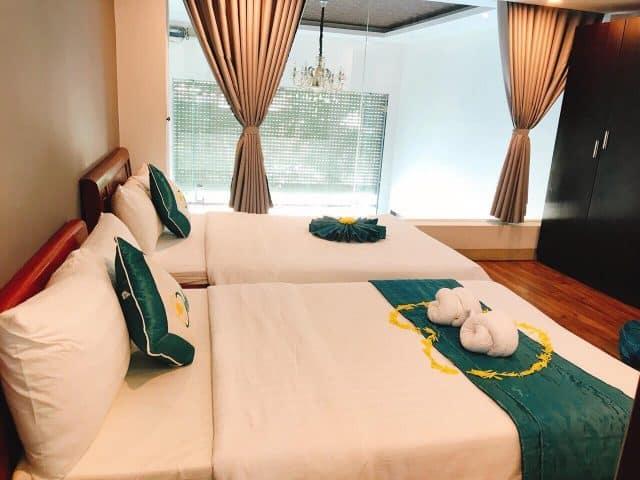 Khách sạn Ochna tiêu chuẩn 2 sao giá bình dân
