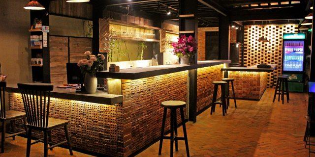 Rom Casa Hostel Da Nang không gian độc đáo từ những chiếc container