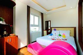 Top khách sạn đẹp có ghế tình yêu tại Đà Nẵng