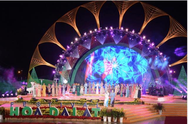 Lễ khai mạc Lễ hội Hoa Đà Lạt