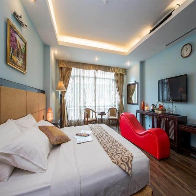 Khách sạn My Hotel - Eiffel Hanoi nơi nghỉ ngơi lý tưởng cho các cặp đôi