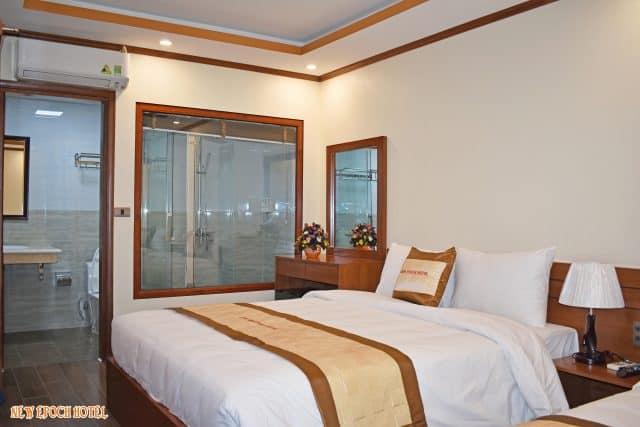 New Epoch Sapa Hotel điểm dừng chân lý tưởng tại thị trấn Sapa