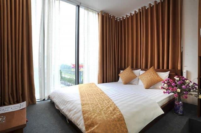 Khách sạn Obis Boutique với phong cách hiện đại và chu đáo