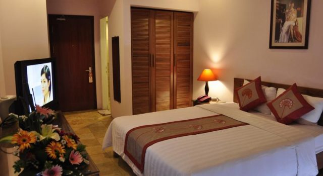 Saigon Sun Hotel không gian lãng mạn cho cặp đôi tại Hà Nội