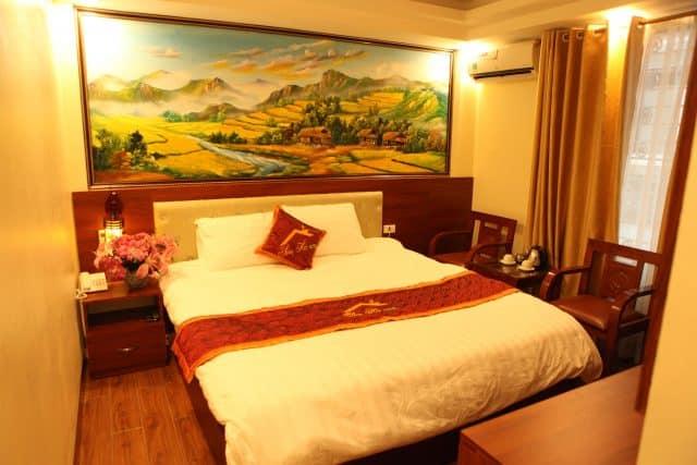 Sơn Hà Sapa Hotel Plus rất ấm cúng và tiện nghi