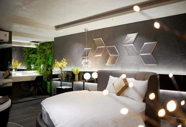 Không gian lãng mạn của khách sạn Bonita Signature