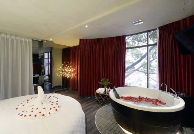 Cupid Hotel đẹp và lãng mạn cho cặp đôi