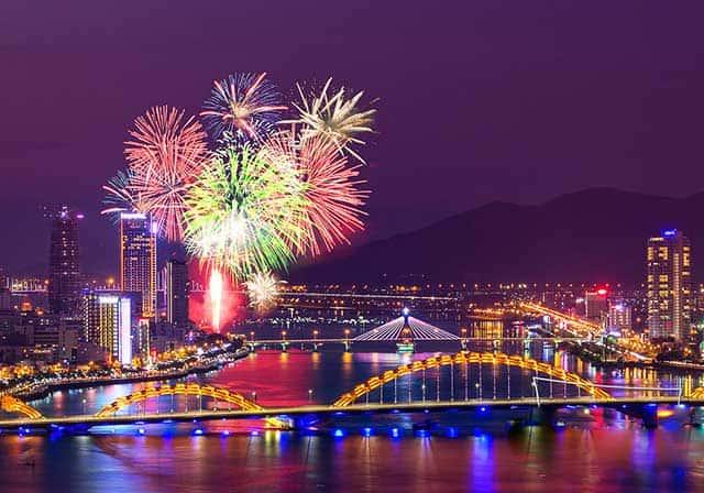 Địa điểm chơi Tết dương lịch ở Đà Nẵng không thể bỏ lỡ!