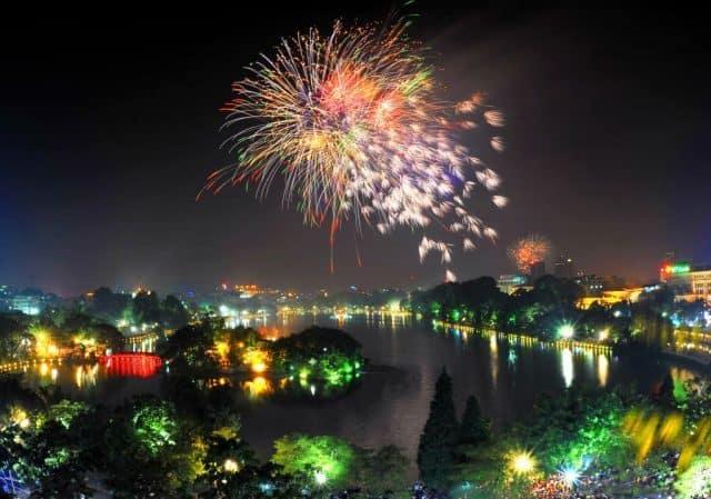 Địa điểm chơi Tết Nguyên đán Tân Sửu 2021 tại Hà Nội