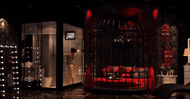 Không gian lãng mạn, huyền bí của Nghìn Lẻ Một Đêm Hotel