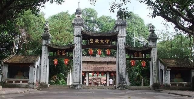 Chùa Láng Hà Nội