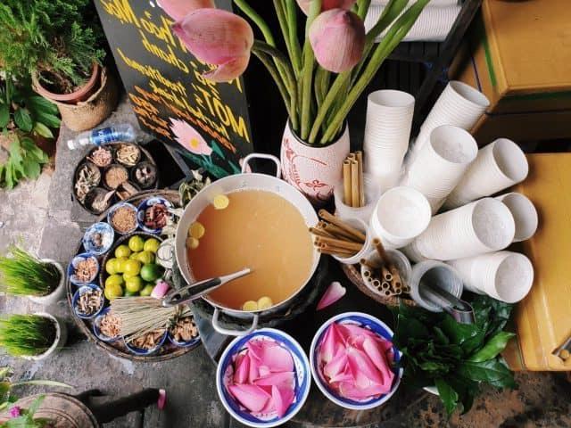 Nước mót đường Trần Phú- đặc sản trứ danh Hội An