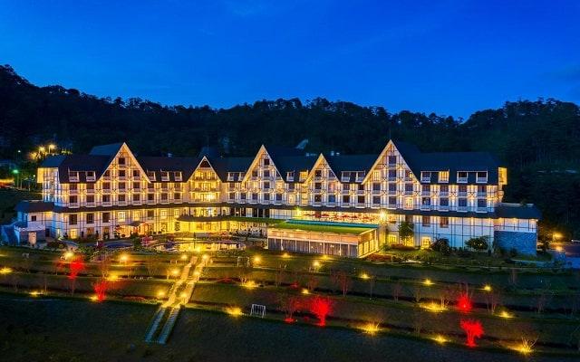 Giá khách sạn Đà Lạt tăng vọt dịp Tết Nguyên Đán 2020