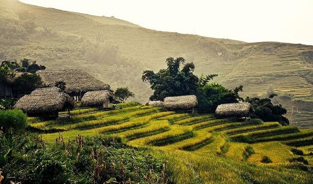 Hmong Mountain Retreat mê hoặc lòng người khi ghé thăm Sapa