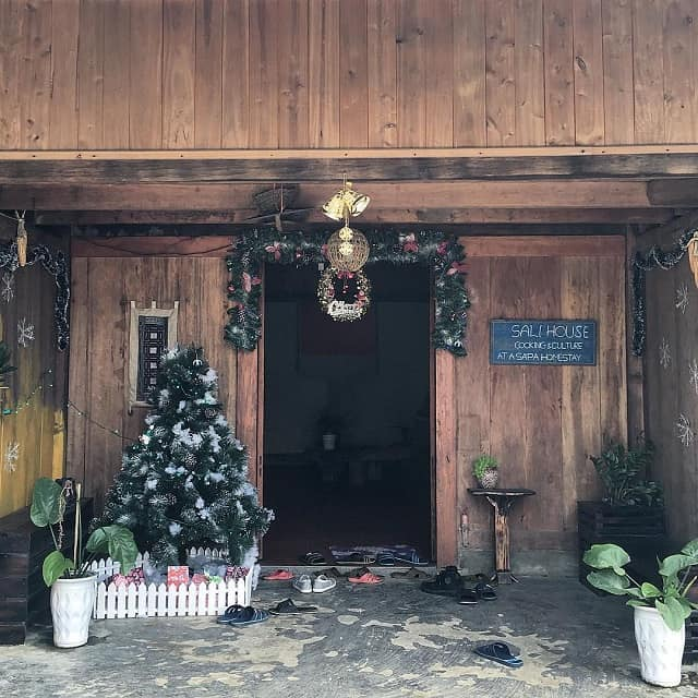 Sali House ngôi nhà gỗ trong mơ