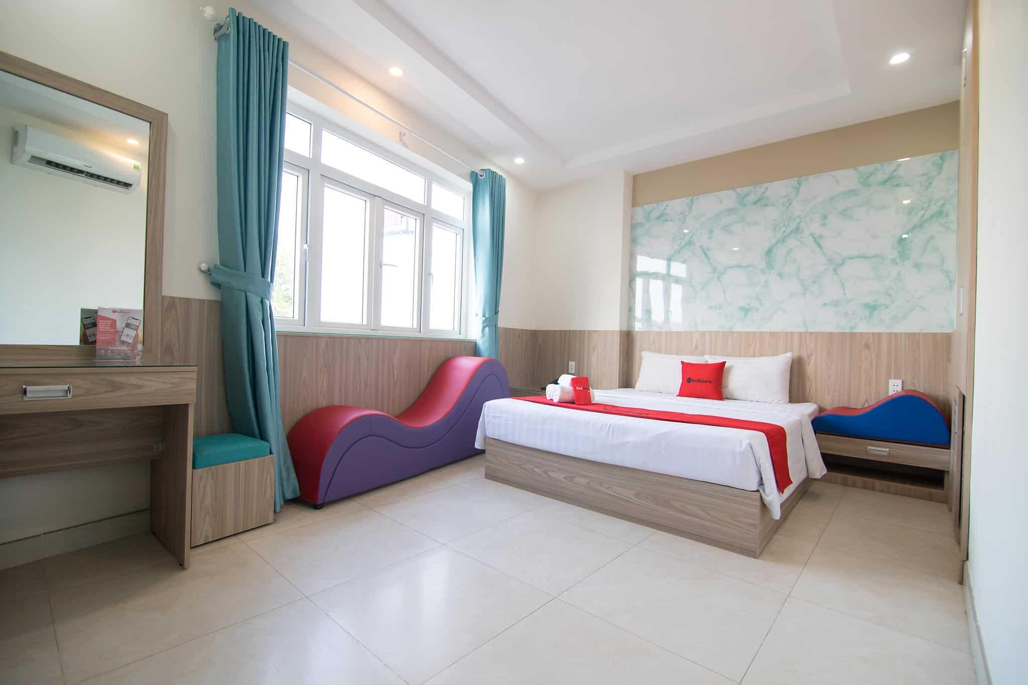 Top khách sạn có ghế tình yêu quận Bình Thạnh