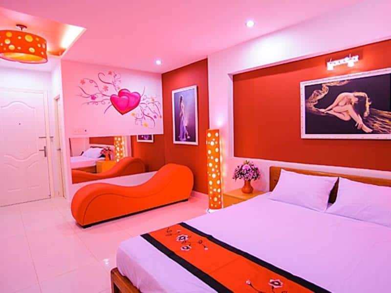 Top 3 khách sạn có ghế tình yêu tốt nhất ở Đà Lạt