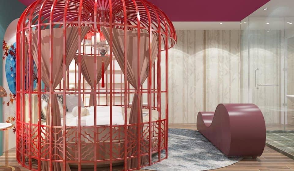 Top khách sạn đẹp có ghế tình yêu ở Phú Nhuận
