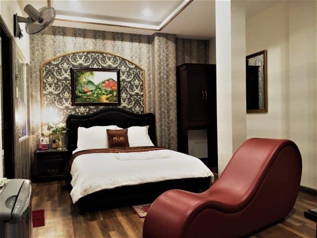 Top khách sạn có ghế tình yêu quận 10, TPHCM
