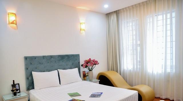 Tran Gia Hotel 2 là khách sạn có ghế tantra được nhiều cặp đôi lựa chọn