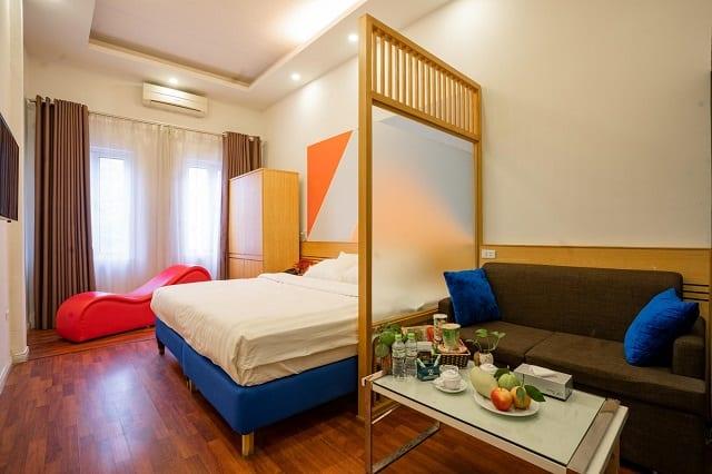 Khách sạn Hovi Kim Mã