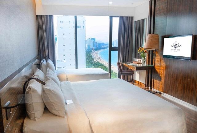 Khách sạn view biển lãng mạn cho cặp đôi được yêu thích ở Nha Trang