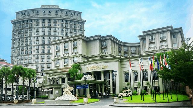 Gía khách sạn vũng tàu Imperial Vũng Tàu tăng đáng kể vào tết 2020