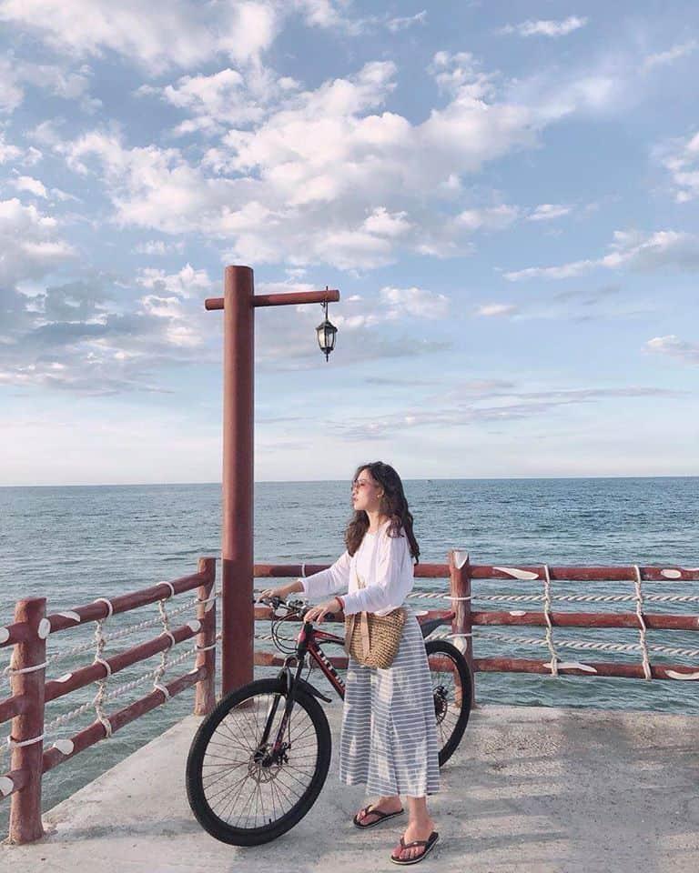 Khám phá Quy Nhơn bằng xe đạp, tại sao không? Ảnh ST