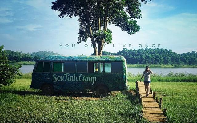 Kéo hội bạn thân đến check in tại Sontinh Camp vào dịp cuối tuần là chuẩn nhất