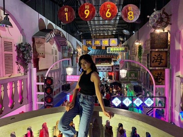 Hẻm bia Lost in Hongkong tại Hà Nội