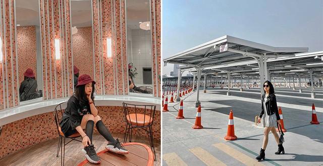 AEON Mall là một trong những gợi ý hoàn hảo cho bạn nếu chưa biết 8/3 đi đâu ăn gì?