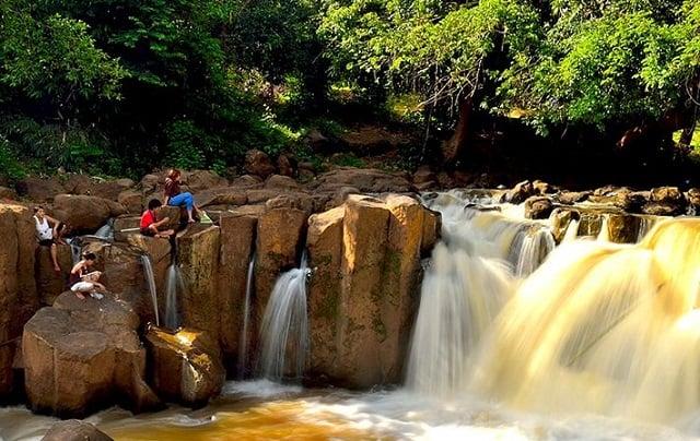 Khu du lịch Sóc Xiêm Bình Phước