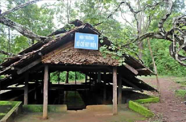Khu du lịch Tà Thiết Bình Phước