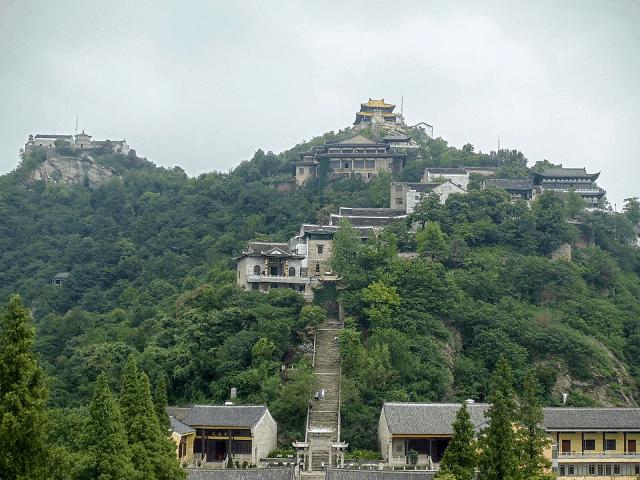 Huangpi Mulan Culture Ecological Tourism Area