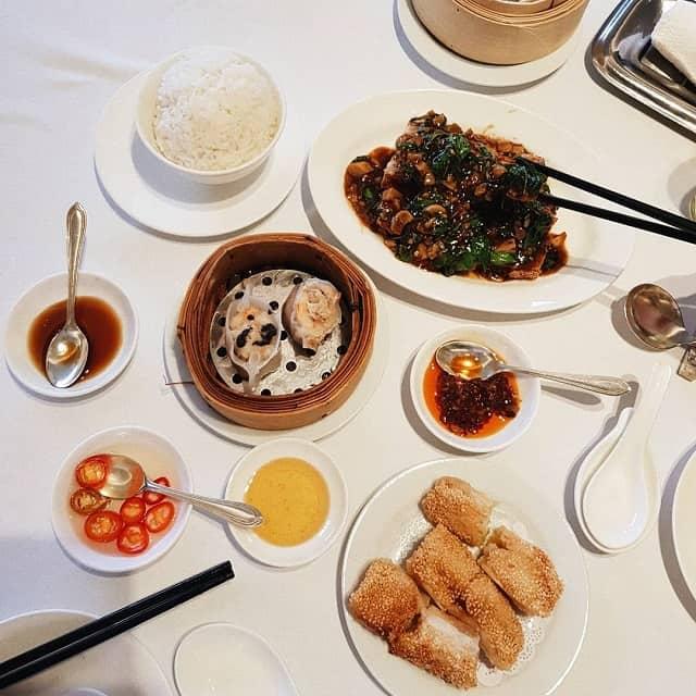 Thưởng thức ẩm thực tại TianDi