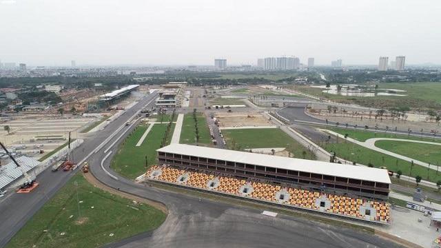 Dự án đường đua F1 tại Việt Nam